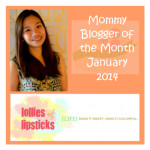 2014 Mommy Bloggers Of The Month