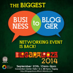 Blogapalooza 2014 – The Moms Are Coming!