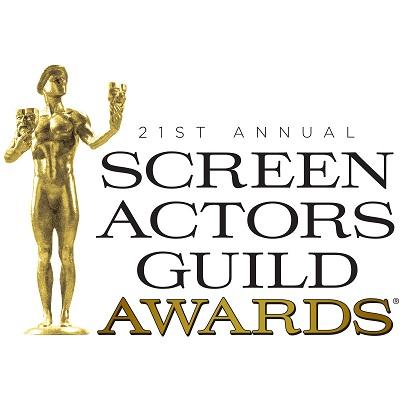 2015 Screen Actors Guild Awards Logo