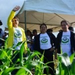 Tang Partners With Mindanao For Tree-Planting World Record