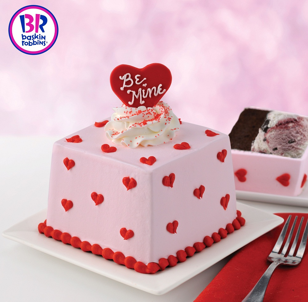 Say I Love You With Baskin Robbins Ice Cream Cakes Mommy