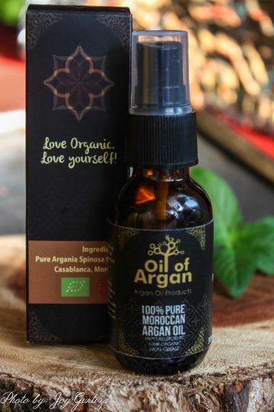 oil of argan