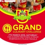 JOLLY UNIVERSITY GRAND CULINARY CHALLENGE