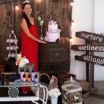 Celebrity Mom Birthday Celebration At Nurture Spa
