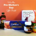 Pre-Mother's Day Gift Basket Promo