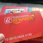 Get 1Peso Per Liter of Caltex Gas With Your Robinsons Rewards Card
