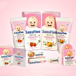 Sansfluo Baby Gift Pack Giveaway