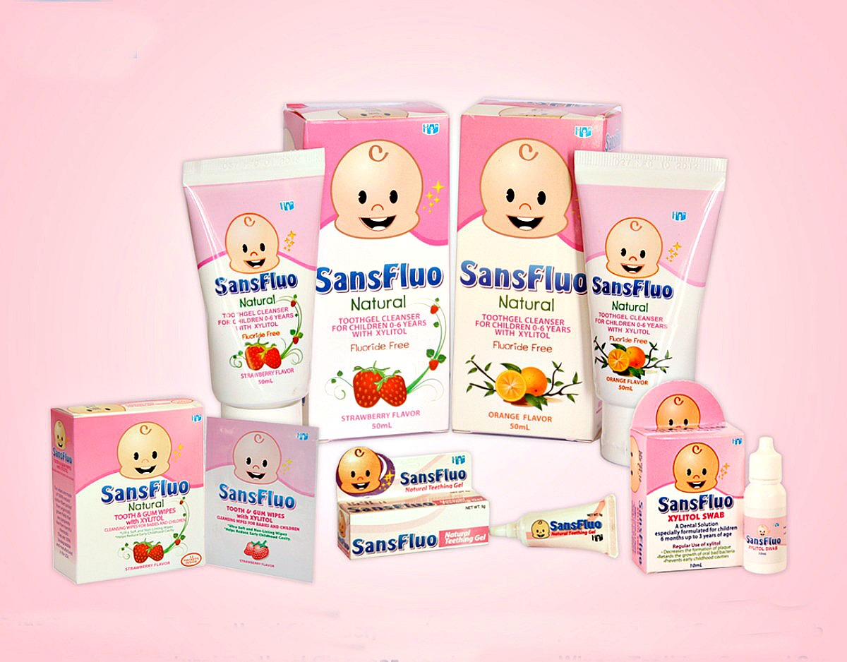 Baby Gift Pack : Sansfluo baby gift pack giveaway mommy gers