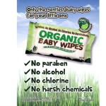 Organic Baby Wipes – Natural Care for Mommy and Baby Skin