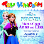 Disney Frozen Forever Meet & Greet