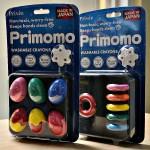 Primomo Non-Toxic Washable Crayons
