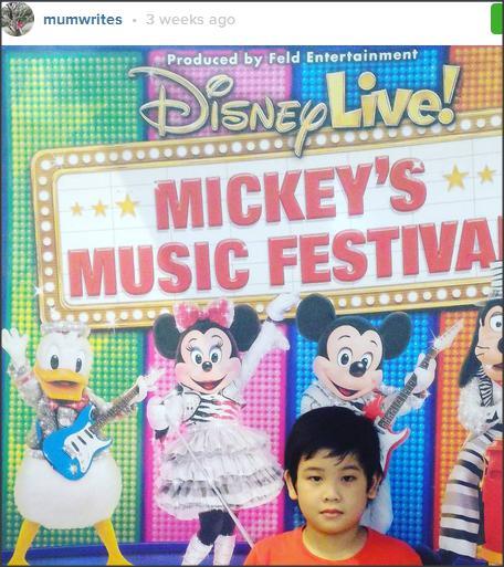 Disney Live Show