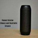 Enjoy Wireless Music With AEC Magic Light Bluetooth Speaker