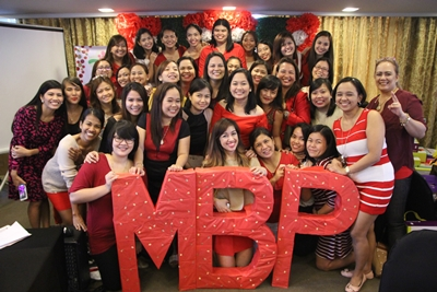 MBP Christmas Party