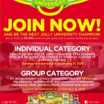 JOLLY University Year 3 – Campus-Wide Search Begins