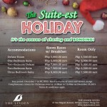 It's The Season To Share And Bond At Linden Suites