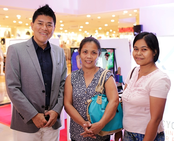 UNIQLO Excess Denim Fabric Helps Empower Women in th Philippines_Photo4
