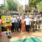 Nickelodeon Lost Lagoon – First Nickelodeon Themed Attraction Is Now Open In Malaysia