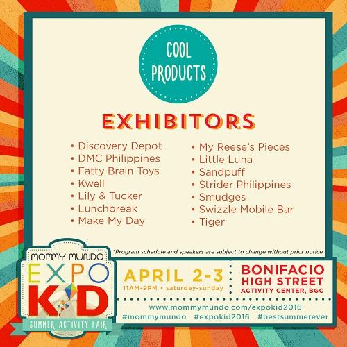 Expo Kid_Exhibitors
