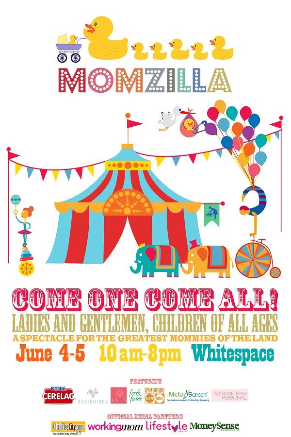 2) Momzilla 2016 flier