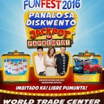 Super8 FunFest 2016 – 3-Day Event To Thank Shoppers
