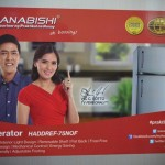 Upgrading To More Efficient Refrigerator – Review Of Hanabishi No-Frost Refrigator