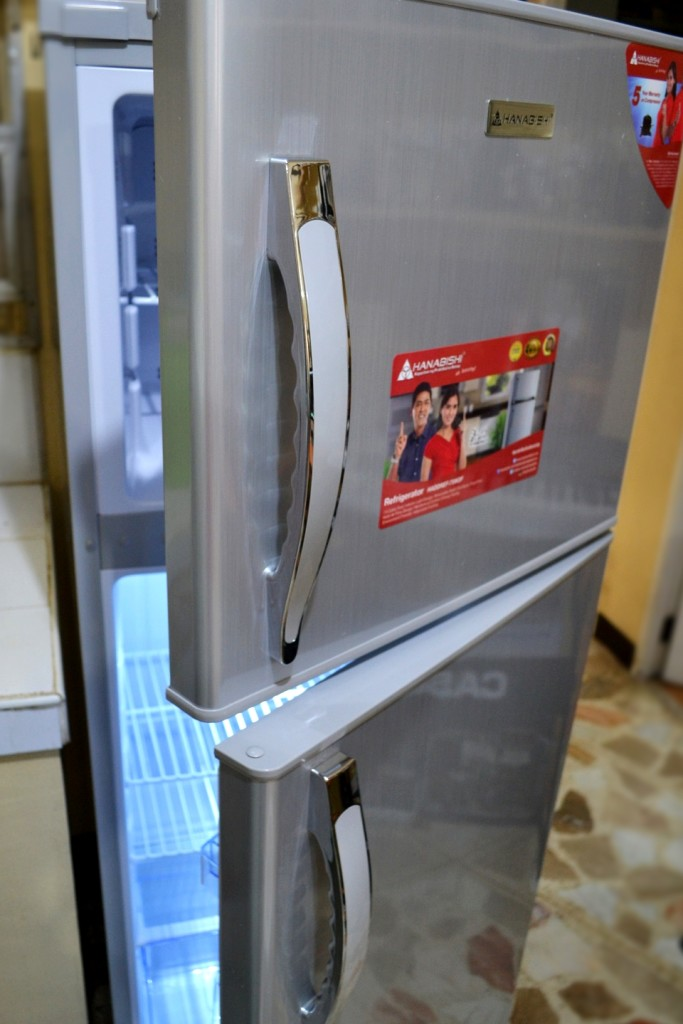 Hanabish Refrigerator HADDREF-75NOF