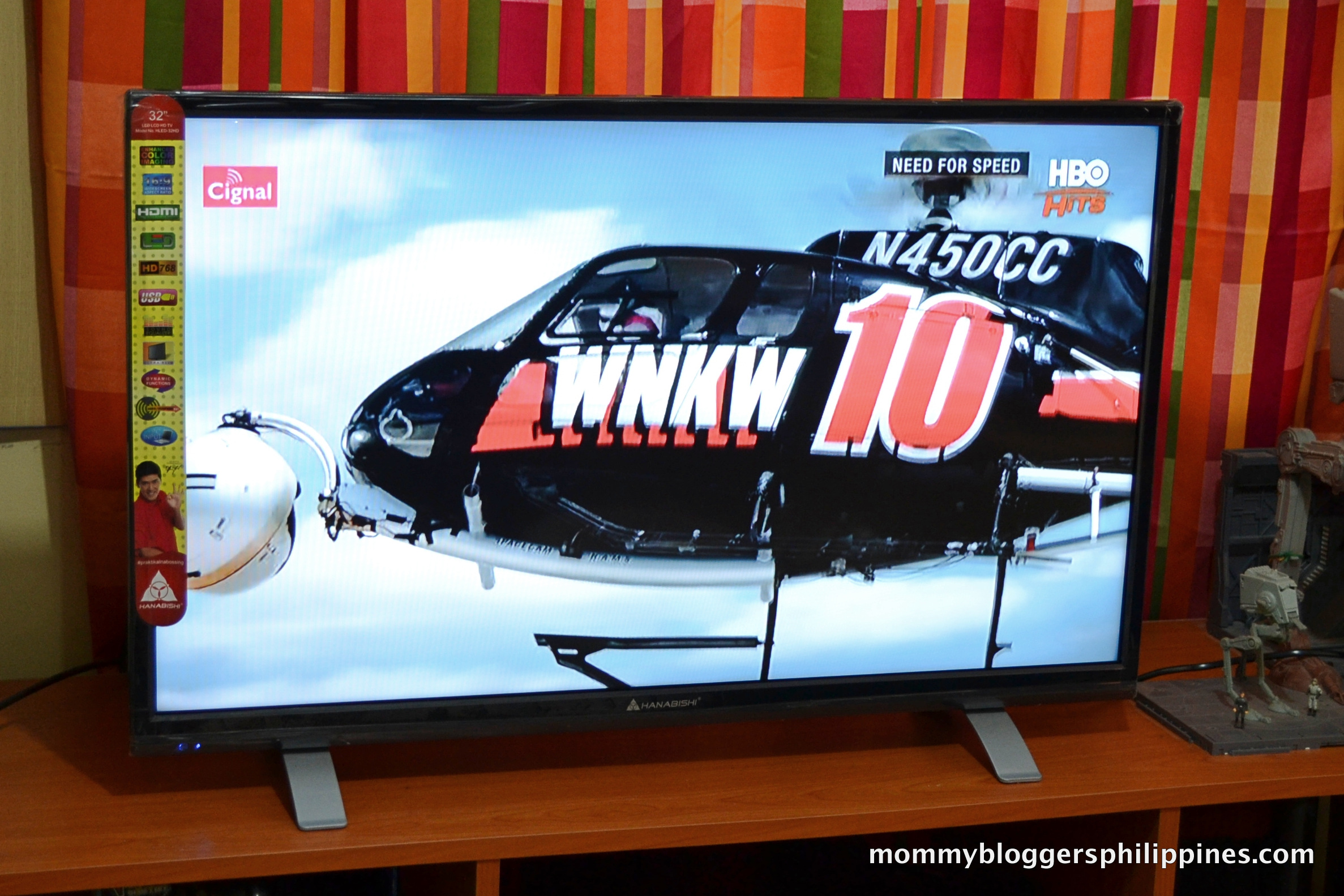 Hanabishi Budget Wise High Definition Led Tv Mommy Bloggers