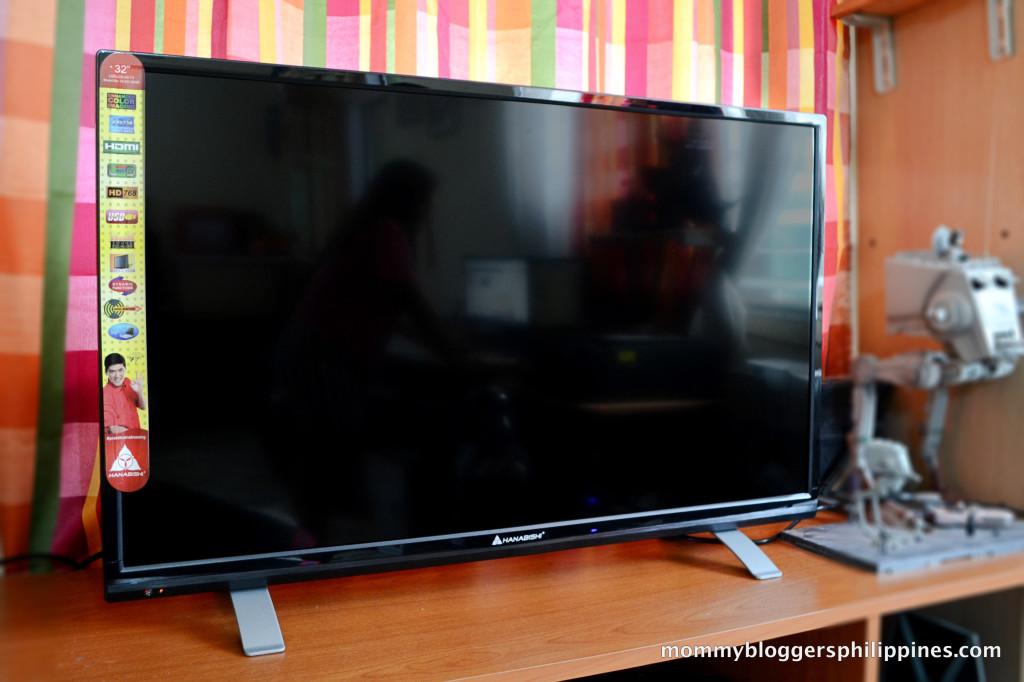 """Hanabishi 32"""" TV"""