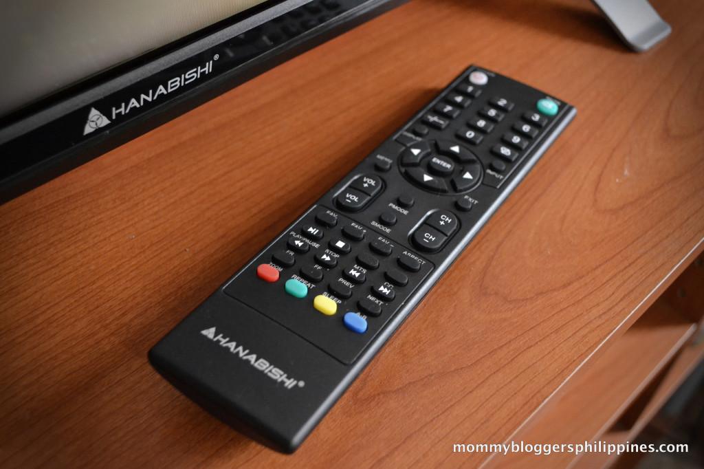 Hanabishi Remote Control