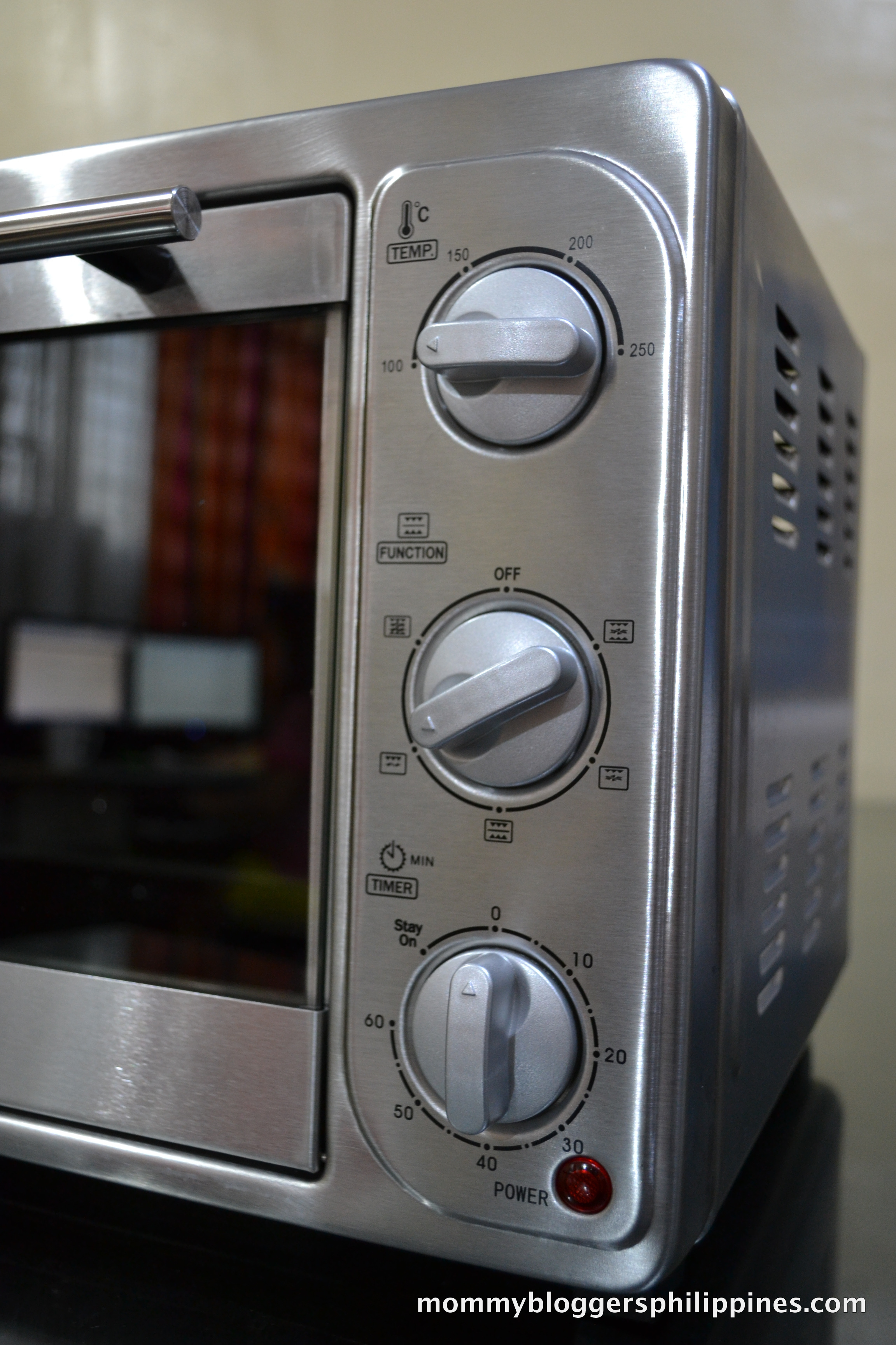 Hanabishi Stainless Steel Electric Oven A User And Kitchen