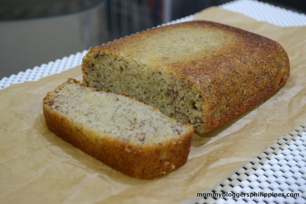 Banana Cake Bake
