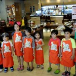 MBP Moms And Kids At Brotzeit Junior Chef@Work Workshop