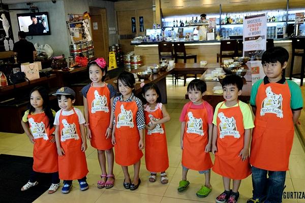 junior chefs