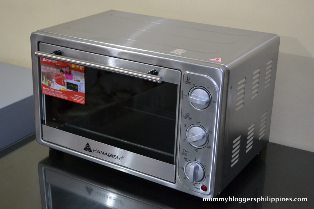 Hanabishi Stainless Steel Electric Oven A User And