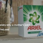 Ariel's Share The Load Campaign Challenges Men To Take Household Chores