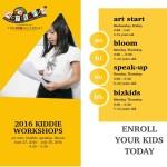 Kiddie Workshop Alert : After School Fun And Learning In Active Fun Kiddie Workshops