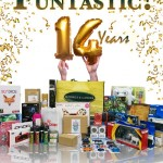 Hobbes & Landes Celebrates 14th Anniversary – FUNTASTIC Prizes Including BB8, SPRK And Scooter