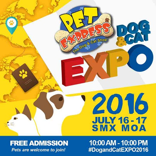 Furry Facts, Finds & Fun At The Pet Express Dog & Cat EXPO