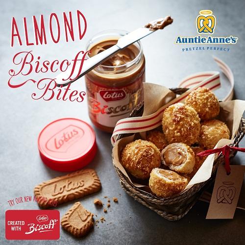 PR - Almond Biscoff Bites - Promotional Poster