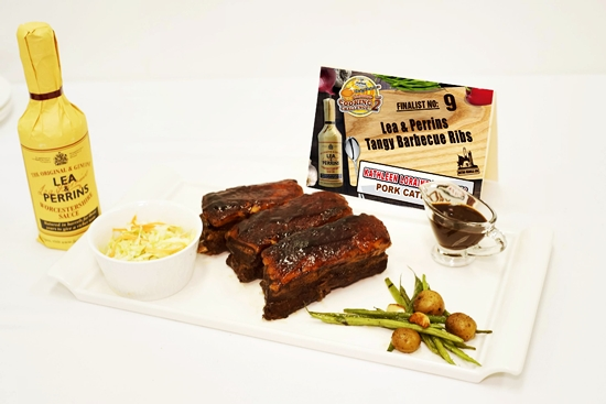 Kathleen Lachenal Tangy Barbecue Ribs