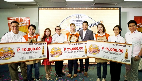 forblogimage06 Lea & Perrins Isang Kutsara Nationwide Cooking Challenge Year 21
