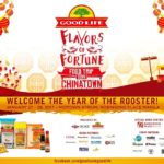 GoodLife Flavors of Fortune: Food Trip Down Chinatown, Grand Chinese New Year Festival