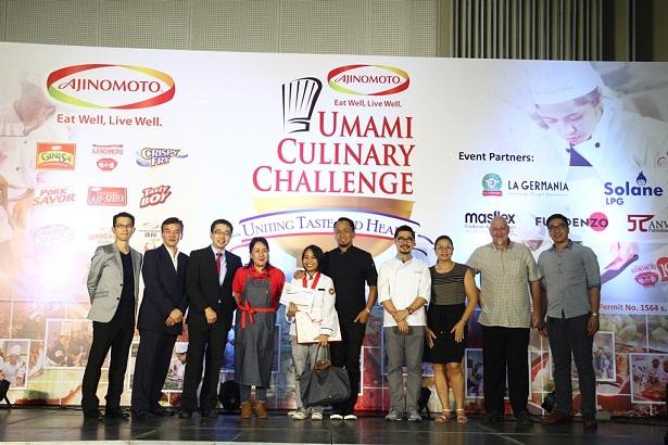FirstPlaceWinner - UmamiMaster Ajinomoto Umami Culinary Challenge