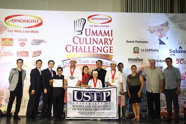 NationalShowndown-BestFilipinoUmamiDish Ajinomoto Culinary Challenge