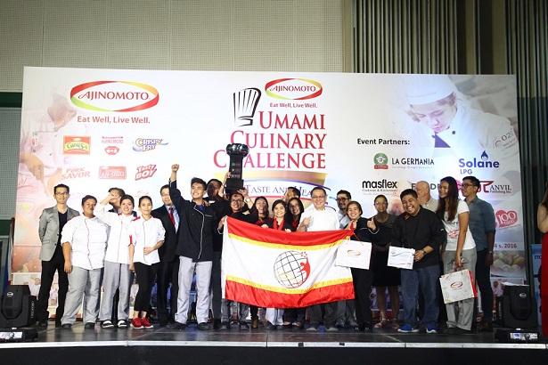 UmamiBowlChampion - Ajinomoto Umami Culinary Challenge