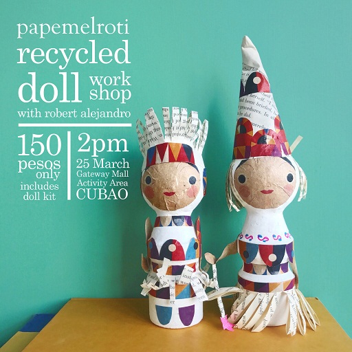 Papemelroti Doll Making Workshop