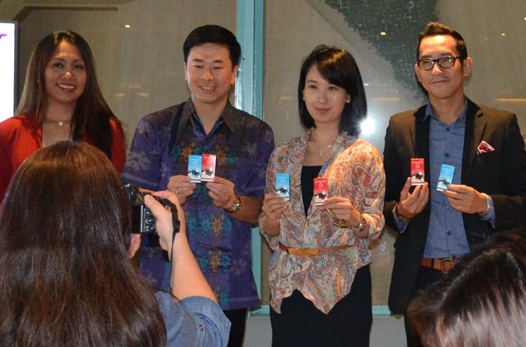 Eye Mo Media Launch