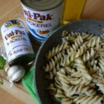 Uni-Pak Mackerel Italian Pasta Recipe And Giveaway