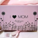 Honor Mom This Mother's Day With Villa Del Conte's I ♥ Mom Gift Box